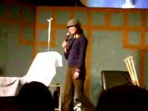 Torri Higginson at Pegasus 3