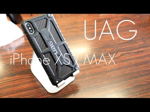 coque iphone xs max uag plasma