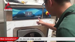 Máy giặt công nghiệp Danube 18-20Kg cung cấp và lắp đặt tại Vĩnh Phúc
