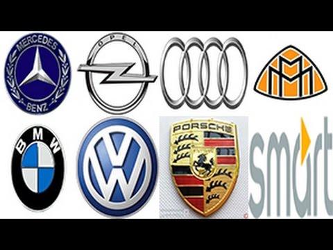 804815694  ماركات السيارات الآلمانية / الحلقة الآولي - YouTube