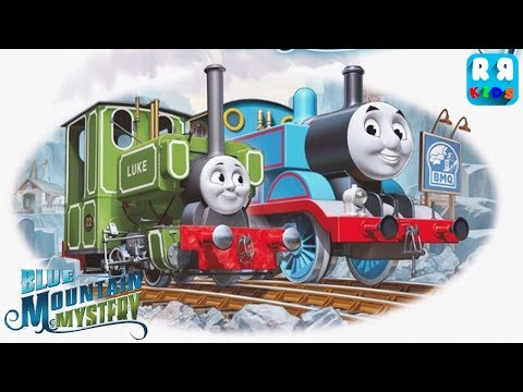 New Story: Blue Mountain Mystery | Thomas & Friends: Read & Play