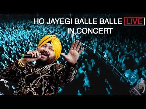 Ho Jayegi Balle Balle Live in Concert | APASL 2018 | Hotel Pullman | Daler Mehndi Live