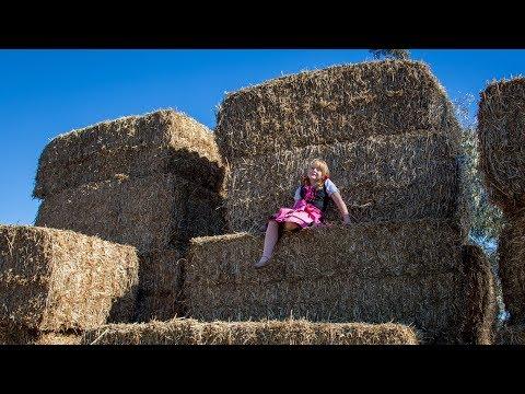 Amalia Safonova (8 years old) - The Lonely Goatherd