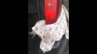 видео Как снять передний бампер на Nissan X-Trail T30, T31, T32