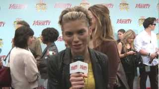 2009 Variety Power of Youth - AnnaLynne McCord (red carpet)