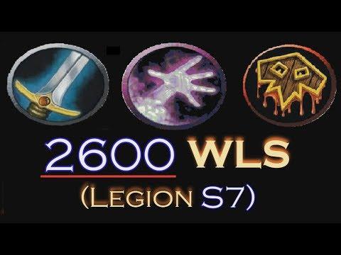 R1 Warr PoV: 2600+ WLS