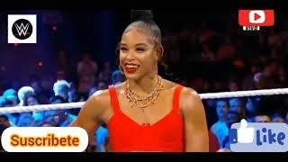 Becky Lynch en cara a Charlotte Flair y Bianca Belair WWE Raw Español 4 10 2021