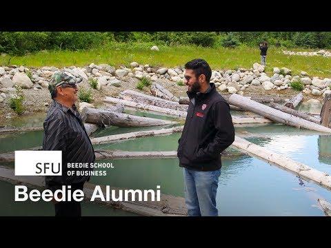 MBA Alumni Story: Zain Nayani, Kanaka Bar Indian Band