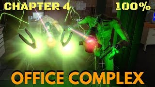 Black Mesa (100%) Walkthrough (Chapter 4: Office Complex)