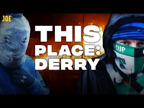 Could Brexit lead to a return to violence at the Irish border? | This Place: Derry