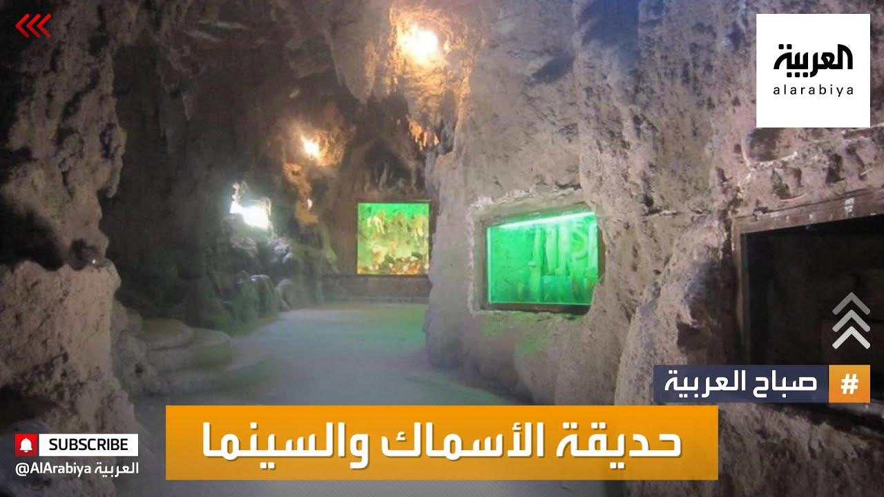 صباح العربية | حديقة الأسماك أشهر الحدائق التاريخية في القاهرة  - نشر قبل 3 ساعة