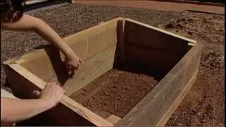 How To Build A Cold Frame For Vegetable Gardens