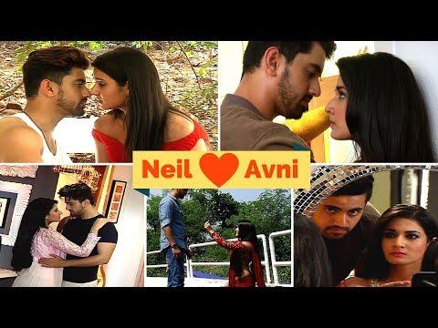 Cute Romantic Scene In Namkaran | Nail And Avni thumbnail
