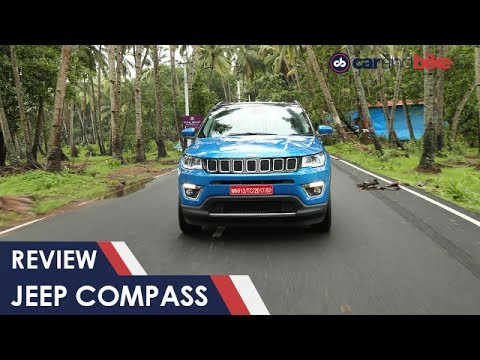 Jeep Compass Diesel Review | NDTV CarAndBike