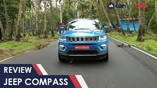 Jeep Compass Diesel Review (India) | NDTV CarAndBike