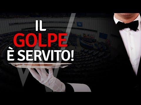 Il golpe è servito: tutti gli uomini italiani del cartello finanziario che ci ha tolto la sovranità