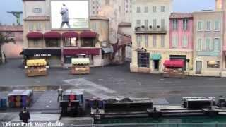 Moteurs, Action! Stunt Show Spectacular Full Show HD Walt Disney Studios