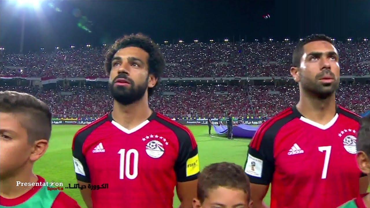 مباراة مصر  x اوغندا في تصفيات كأس العالم روسيا 2018 كاملة