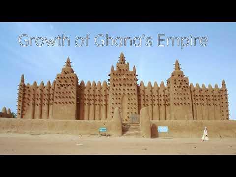 5.2 The Empire of Ghana