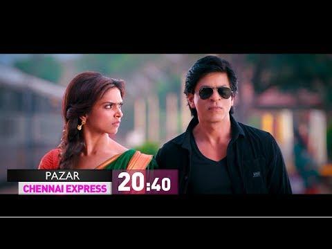 Chennai Express 8 Ekim Pazar 20:40'ta Kanal 7'de