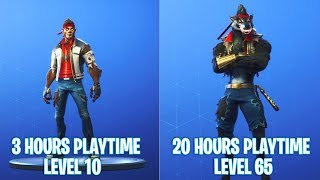 How to LEVEL UP FAST in Fortnite! SECRETS to Unlock Max DIRE, Max CALAMITY FAST(Fortnite Tips)