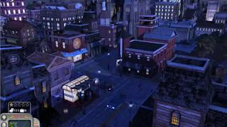 SimCity Societies Destinations - Haunted Town