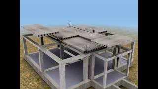 видео Как построить монолитный жилой дом своими руками