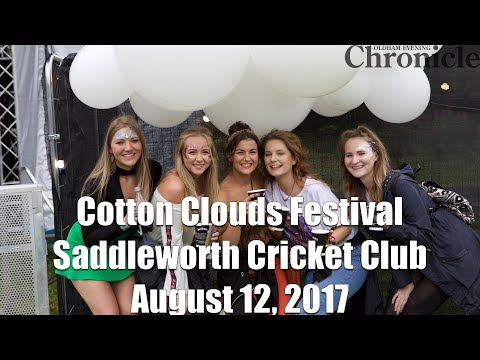 Cotton Clouds Festival at Saddleworth Cricket Club
