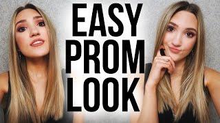 Flawless, Fast, & Fresh Prom Makeup Tutorial!