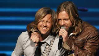 JON AND TIM FOREMAN - MEMBERS OF SWITCHFOOT