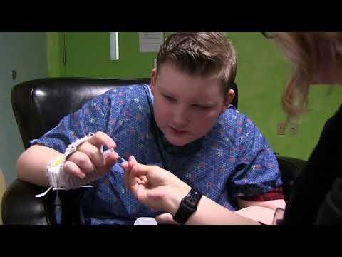 Medical Play - Hurley Children's Hospital