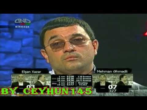 Elshen Xezer   Mehman Ehmedli (Soz qalasi 01.08.2009)