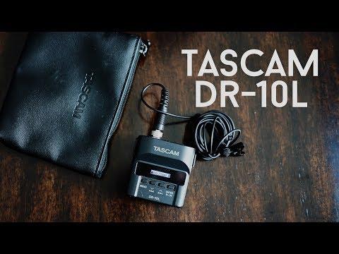 Wedding Filmmaker Microphone Solution - Tascam DR-10L vs. Sennheiser AVX