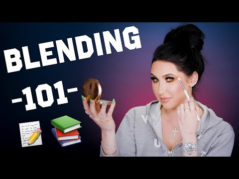 BLENDING 101 | How To Blend Like A Pro thumbnail