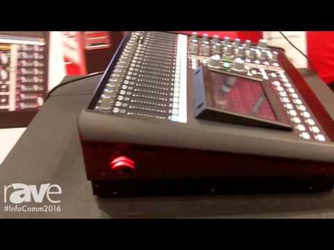 InfoComm 2016: Ashly Audio Features digiMIX 24 Digital Mixing Console