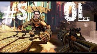 BioShock Infinite #Прохождение № 5 Здравствуй , Париж !