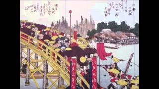 12月14日、討ち入りの日に、吉良邸から泉岳寺まで、赤穂浪士になったつ...