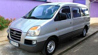 Hyundai H1 Starex 2.5CRDI Travel 2006