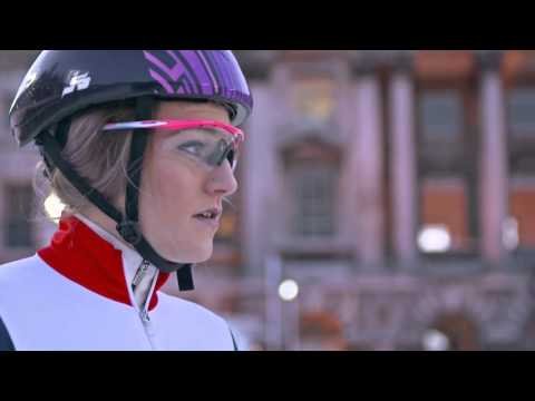 """I am Elise Christie """"I never thought I would get to this stage"""""""
