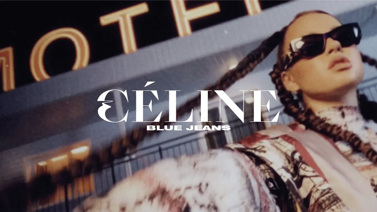 CÉLINE - Blue Jeans (prod. Lucry & Suena) [Offizielles Video]