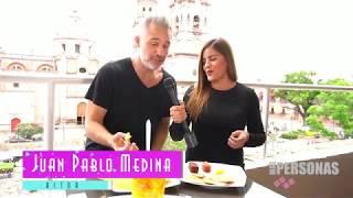 'El destino de...' Juan Pablo Medina con Màs Personas en Morelia