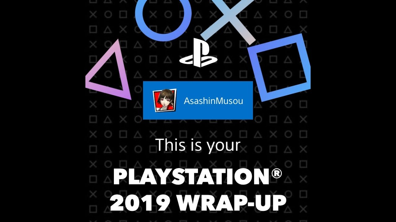 Playstation wrapup