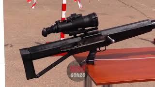 ДНР показала собственные разработки оружия
