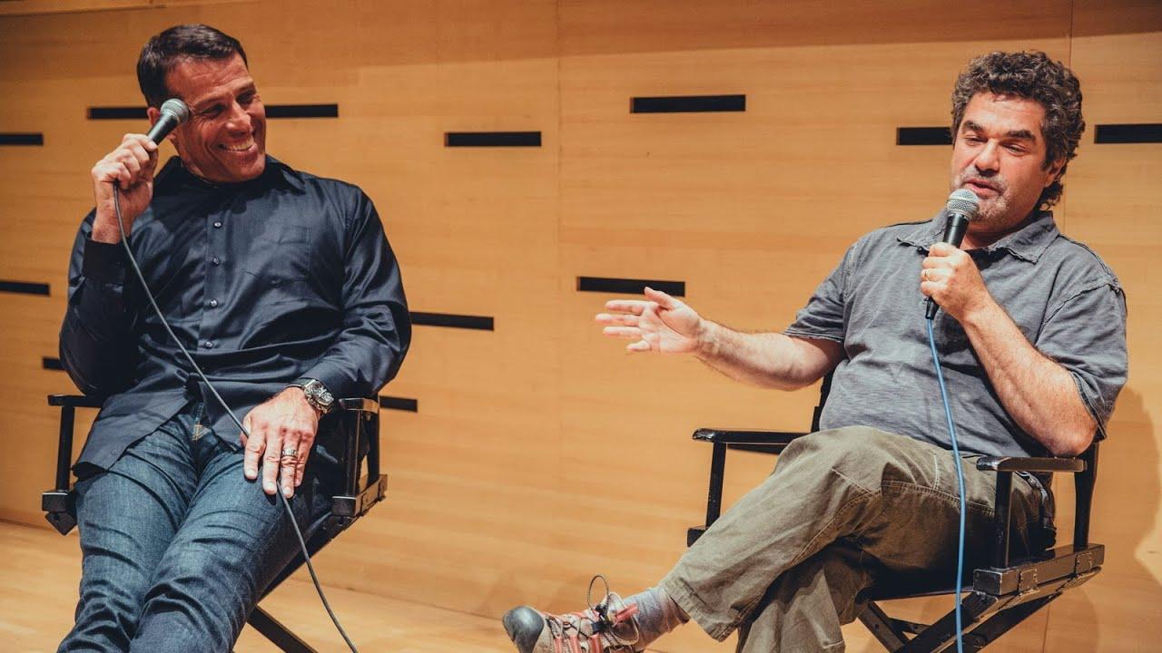 Film Society Talks   Tony Robbins & Joe Berlinger   'Tony Robbins: I Am Not Your Guru'