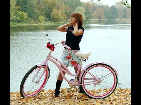 Женские велосипеды в магазине велодрайв. Более 1000 велосипедов в наличии. Бесплатная доставка. Гарантия производителя. Скидки до 30%.