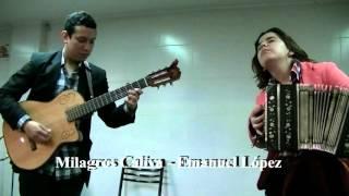 Milagros Caliva - La Caú - La Pulseáda