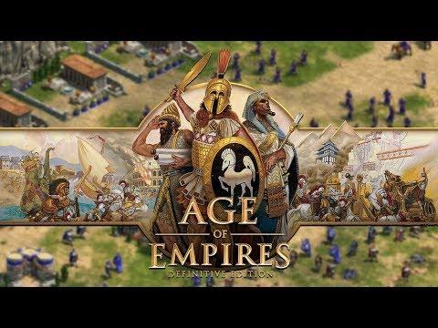 Hướng dẫn cài đặt game đế chế 2018-AoE DE-Definitive Edition