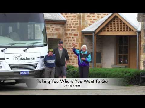 South Australia Touring For Seniors