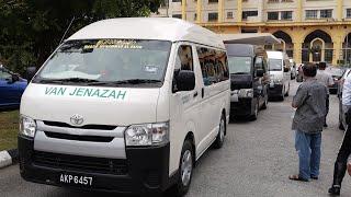 Jenazah 7 sekeluarga 'pulang' ke Serdang untuk pengebumian