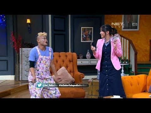 Curi Kesempatan! Dede Sule Minta Peluk Shania JKT48 - Ini Sahur 17 Mei 2018 (5/7)